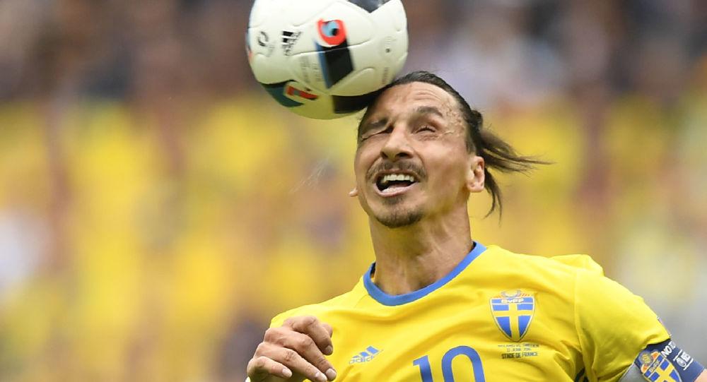 Quand Zlatan lance le Matrix Challenge sur le net — Insolite