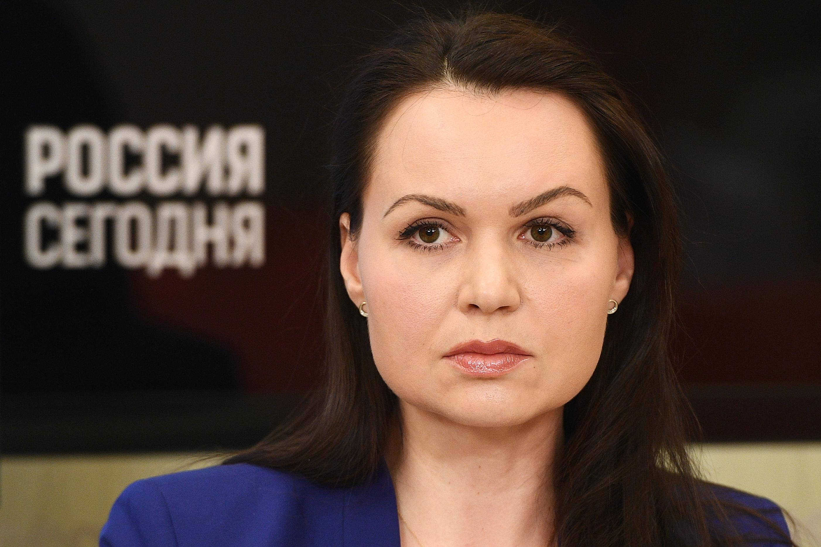 Ekaterina Bourlakova, petite-fille de l'amiral Nikolaï Kharlamov