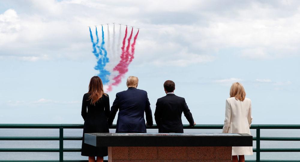 Le 75e anniversaire du débarquement en Normandie