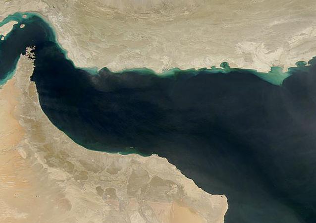 La mer d'Oman (image d'illustration)