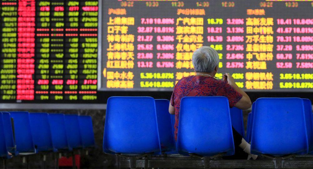 Crise financière (image d'illustration)