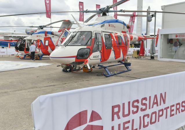 Hélicoptères Ansat