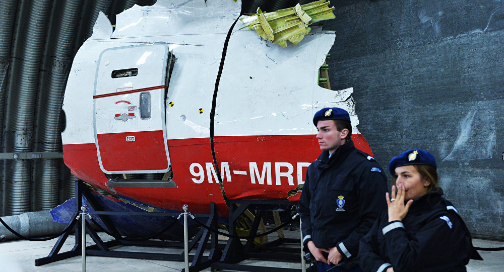 MH17 de Malaysia Airlines