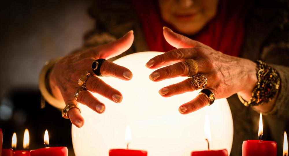 sorcière, image d'illustration
