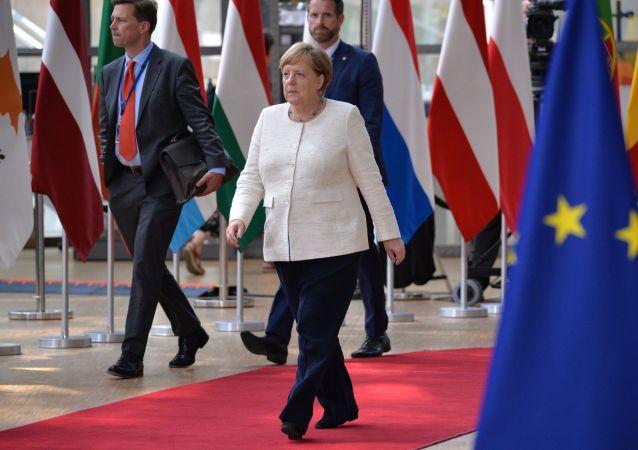 Angela Merkel (archives photo)