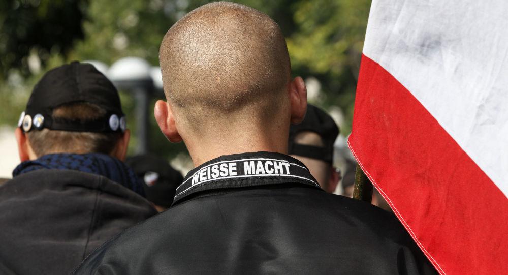 Un neo-nazi allemand (image d'illustration)