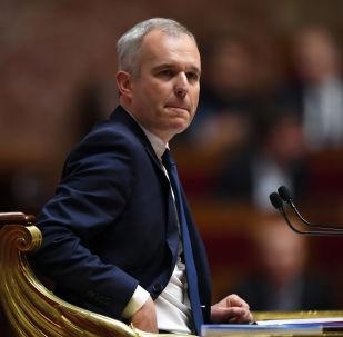 François de Rugy à l'Assemblée nationale (archive photo)
