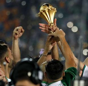 Triomphe de l'Algérie face au Sénégal en finale de la CAN 2019