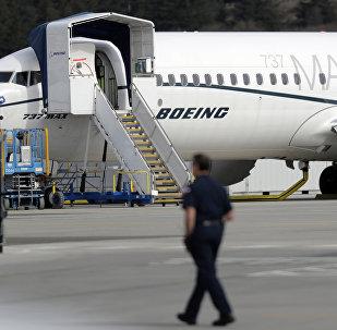Un Boeing 737 MAX 8 (Image d'illustration)