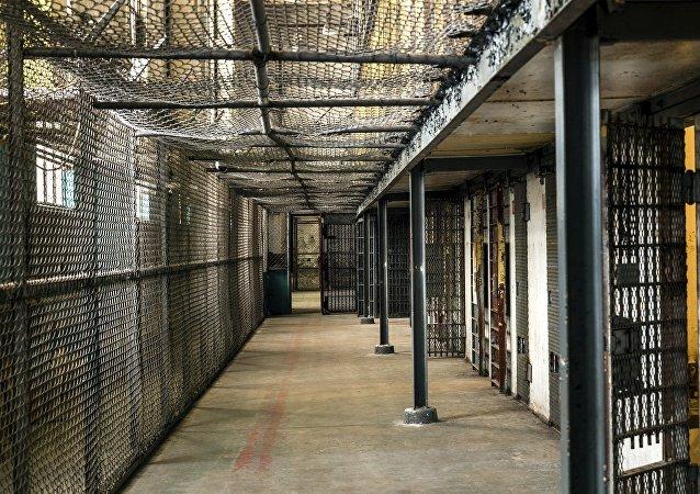 prison, image d'illustration