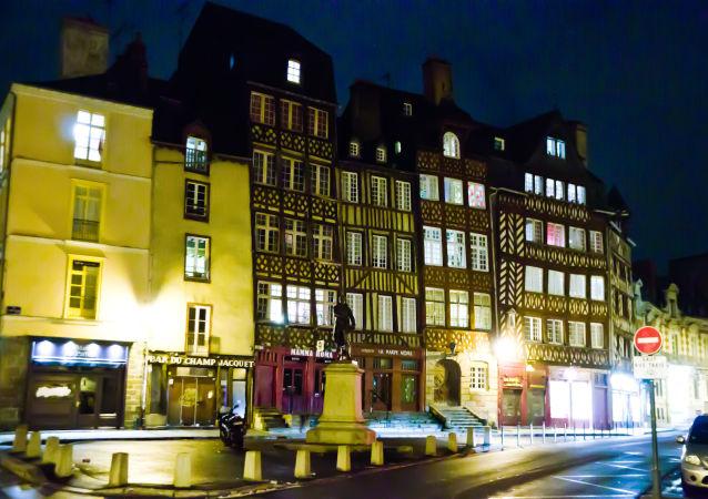 Rennes (image d'illustration)