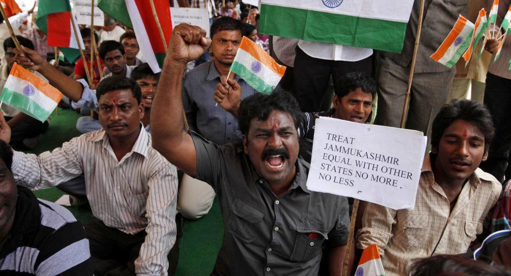 New Delhi a révoqué l'autonomie constitutionnelle du Cachemire indien