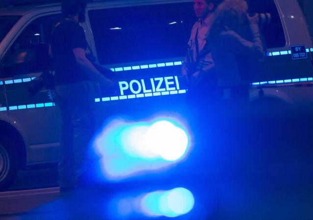 Polizei in Bayern (Archivbild)