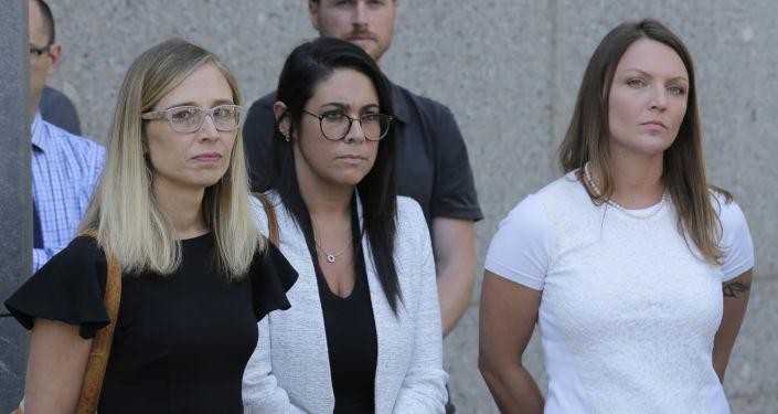 Accusatrices de Jeffery Epstein