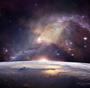 La galaxie (image d'illustration)