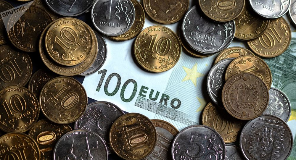Des roubles et des euros