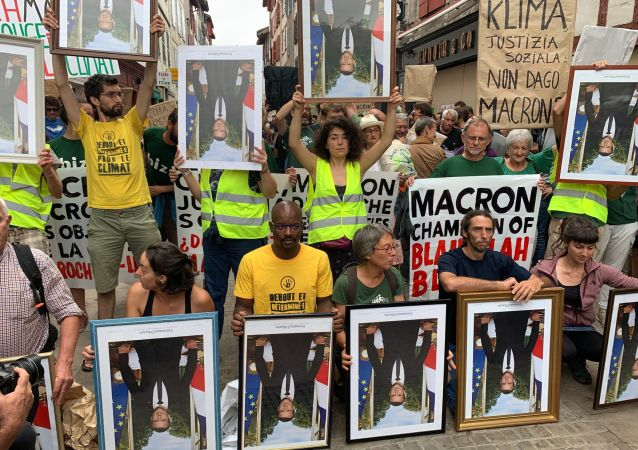 Marche des portraits à Bayonne, 25 août 2019