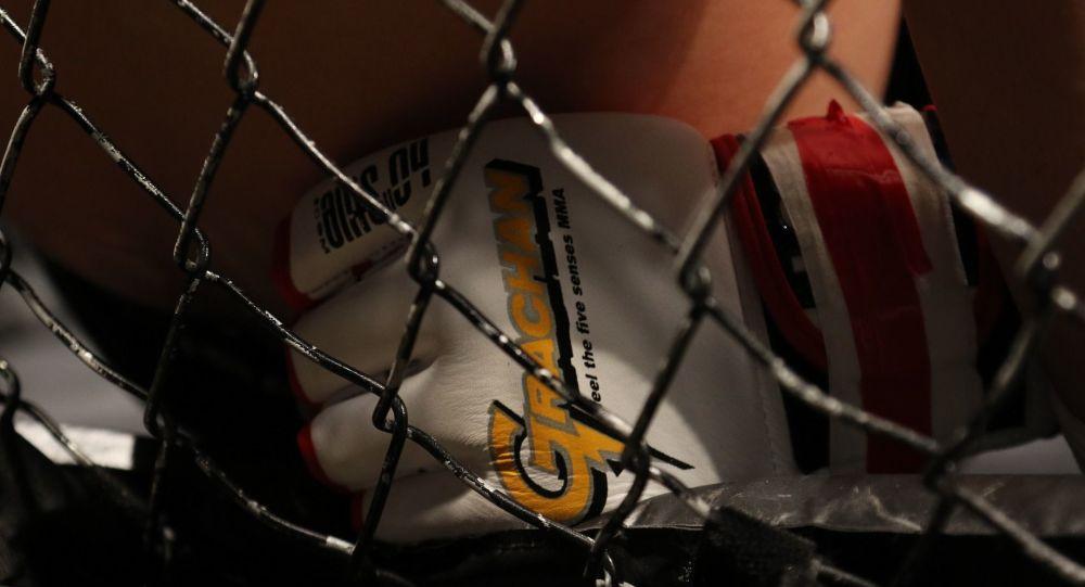 Un combattant de l'UFC expérimenté «étranglé» par un débutant - vidéo