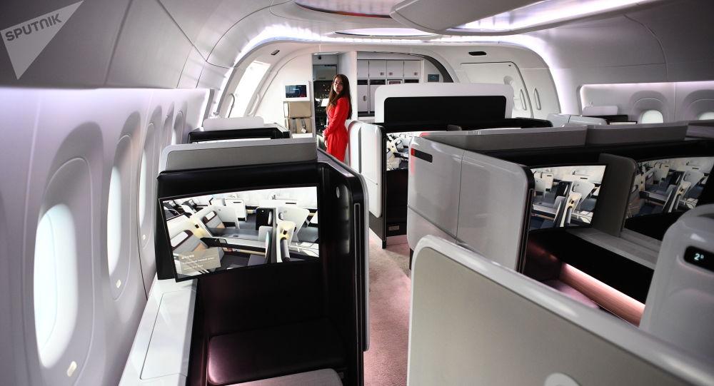 Un avion (image d'illustration)
