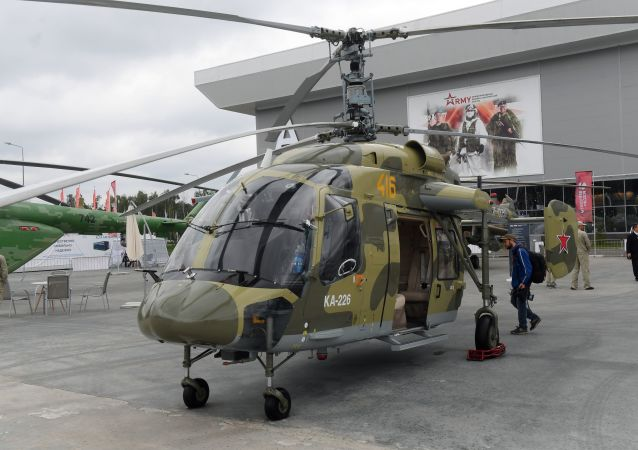 Helicoptere russe Ka-226