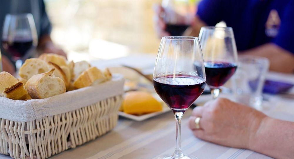 Vin français (image d'illustration)