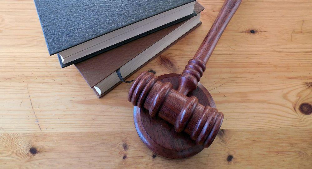 un marteau de juge