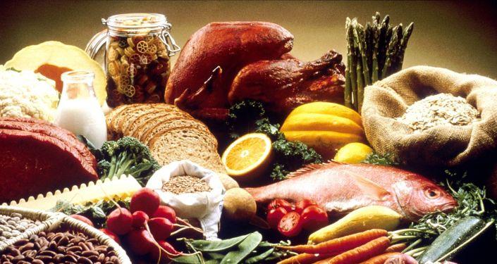 Des aliments (image d'illustration)