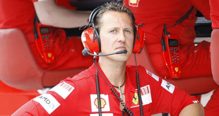 Michael Schumacher (photo d'archive)