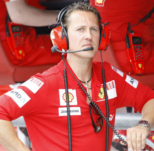 Michael Schumacher (photo d'archive)