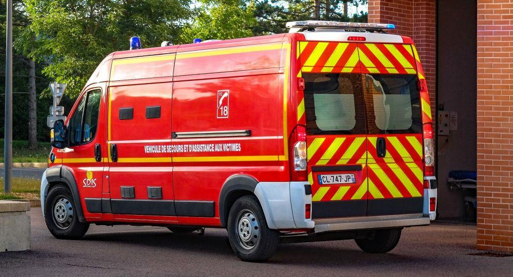un véhicule des sapeurs-pompiers (image d'illustration)