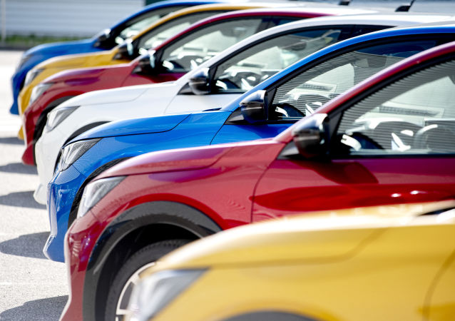 voitures du PSA Group, image d'illustration