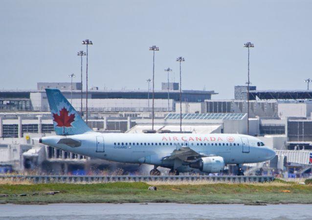 Air Canada Airbus A-319