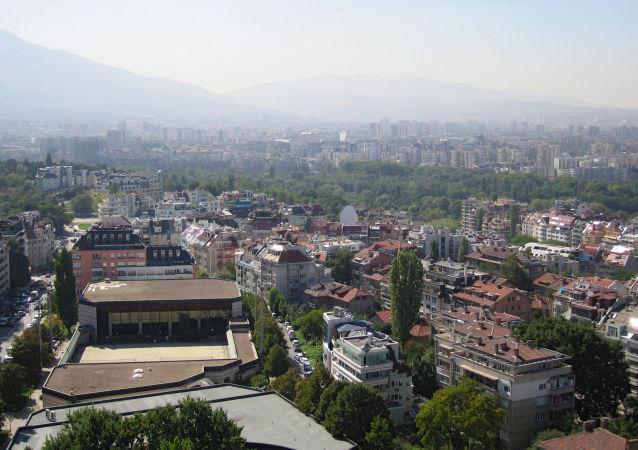 Sofia, capitale bulgare
