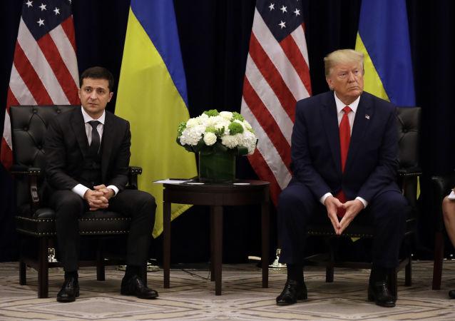 Zelensky et Trump
