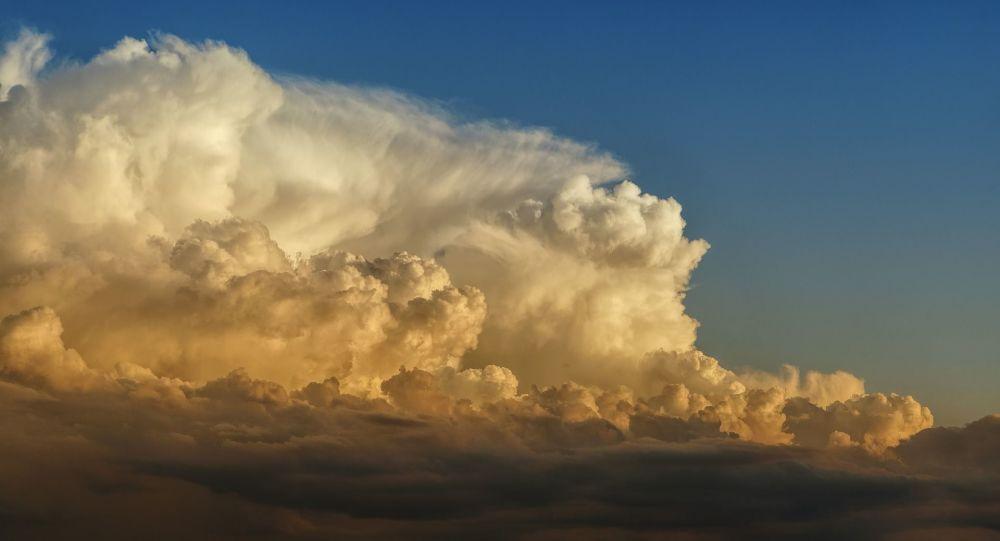 Des nuages (image d'illustration)