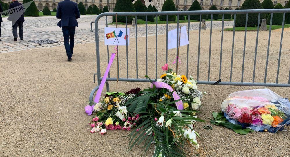 Décès de Jacques Chirac: une cérémonie populaire pour rendre hommage à l'ancien Président français se tient à Paris, 29 septembre 2019