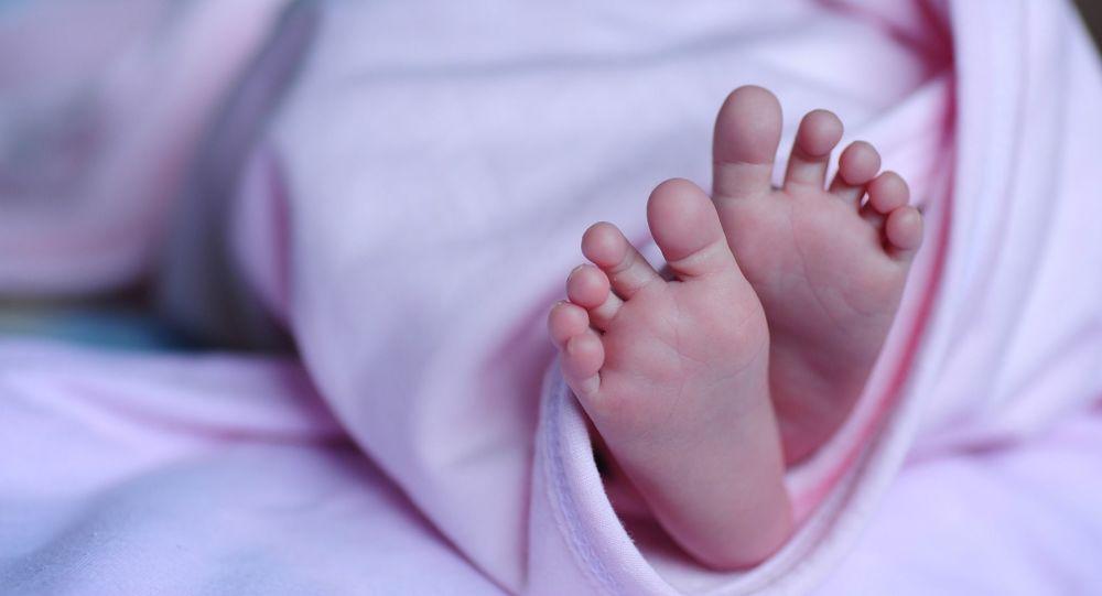 Un bébé (image d'illustration)