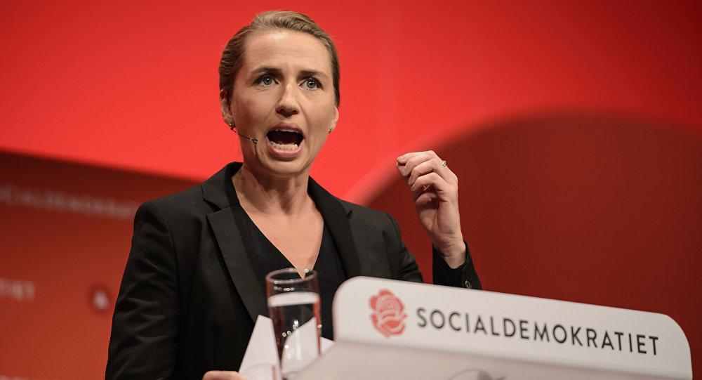 Le rapport de la Première ministre danoise déclenche un fou rire au parlement