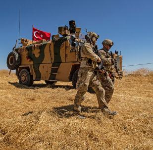 Un blindé turc, image d'illustration