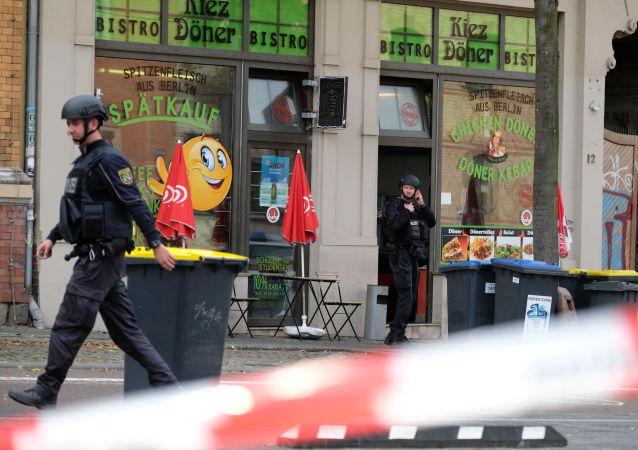 fusillade contre une synagogue à Halle