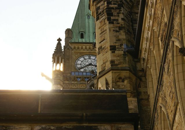 Ottawa, La Tour de la Paix