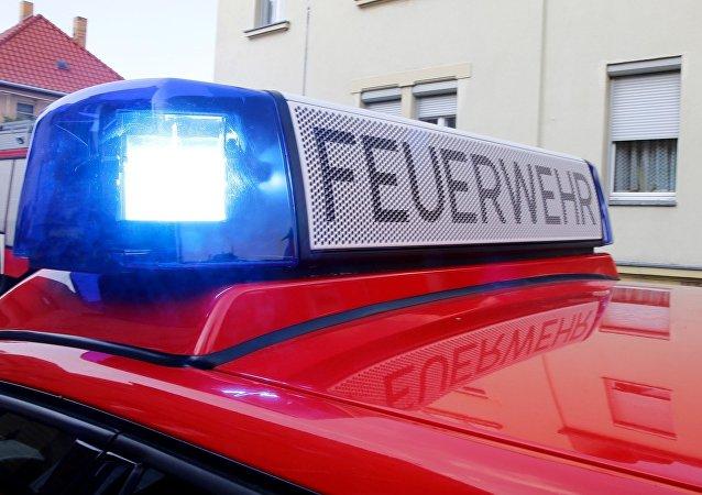 pompiers-image d'illustration