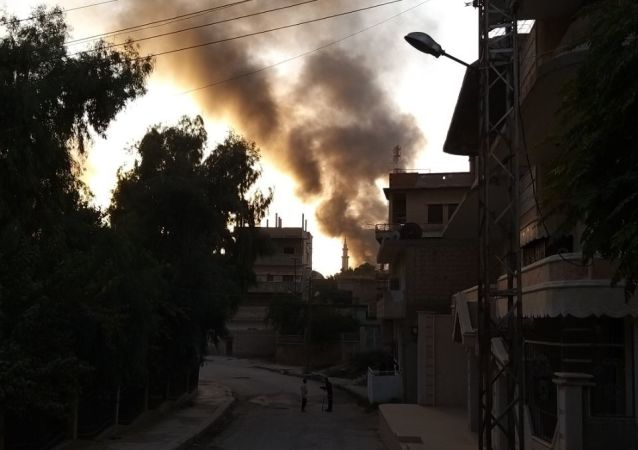 Situation dans le nord de la Syrie