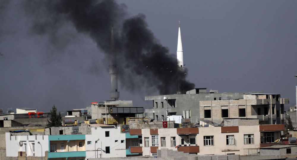 Offensive turque dans le nord-est de la Syrie