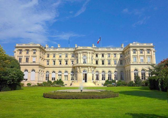 Ministère français des Affaires Étrangères