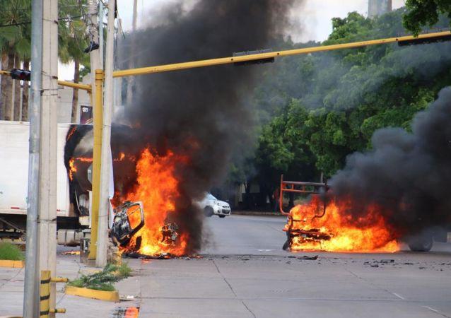 Violences au Mexique après l'arrestation du fils d'El Chapo