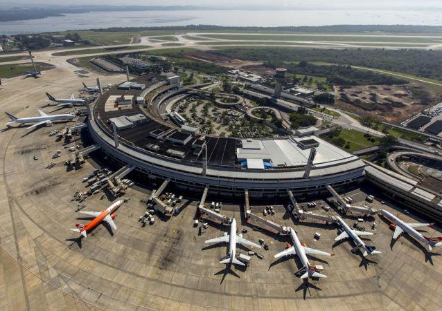 L'aéroport international de Rio de Janeiro-Galeao