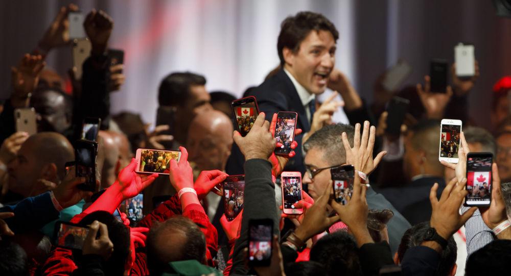 Victoire de Justin Trudeau 21/10/2019