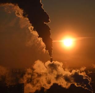 Сentrale thermique, image d'illustration
