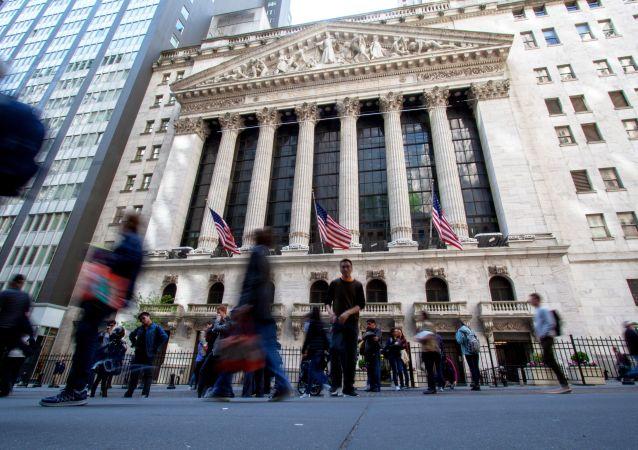 La bourse de New-York (image d'illustration)